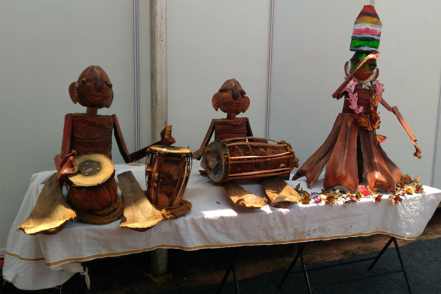 Handloom Handicrafts Of Kerala Travel Cart India